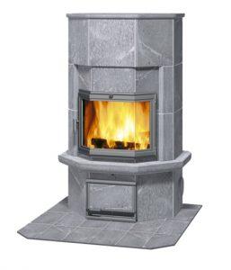 TU 1030/5D soapstone fireplaces
